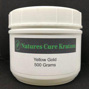 Kratom| Powder | 500 Grams | Yellow Gold